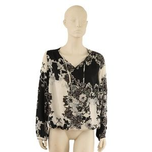 STEILMANN top / blouse. Size 8.